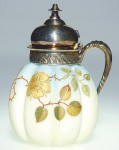 Crown Milano Pitcher with Leaves Design