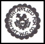 Patent Applied For MT. W. G. CO. Mark