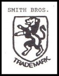 Smith Bros. Trademark with Lion
